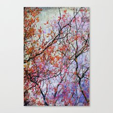 tree of thoughts Canvas Print