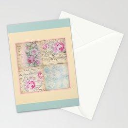 Shabby Chic 2 Stationery Cards