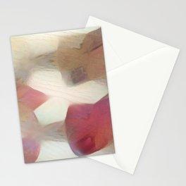 Pallid Easter Egg Pattern Stationery Cards