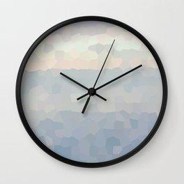 crystal sky Wall Clock