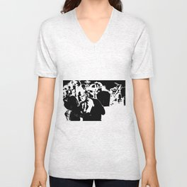 Cotton Club Smooch Unisex V-Neck