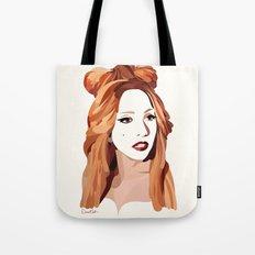 Monster Goddess Tote Bag