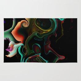 acrylic marble Rug