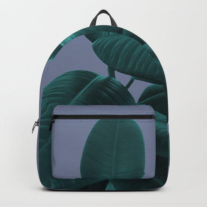 Ficus Elastica #10 #Stonewash #decor #art #society6 Backpack