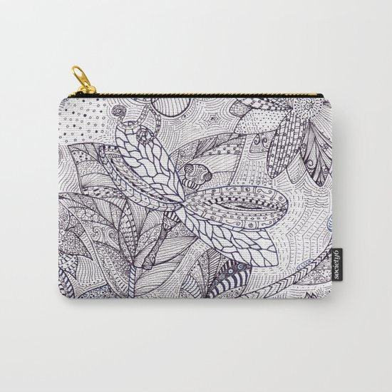 Garden Whims Carry-All Pouch