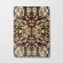 Harmony Carpet Metal Print