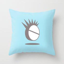 ClonazePunk Throw Pillow