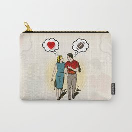 On Vastly Different Wavelengths Carry-All Pouch