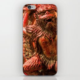 Mountain Monster iPhone Skin