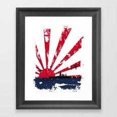 Imperial Japanese Navy Framed Art Print