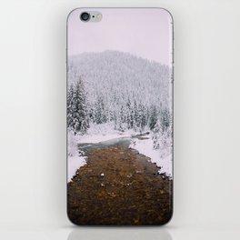 Thompson Pass iPhone Skin