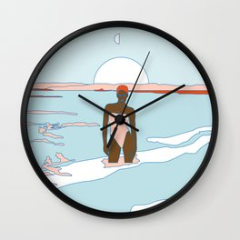 Solange Wall Clock