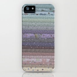 Pocketful of Daisies Fabric Collection iPhone Case