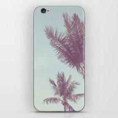 Three Palms iPhone & iPod Skin