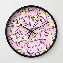 Fashion Patterns Flanagan's Island Wall Clock