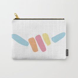 Shaka Hang Loose Abstract Hand Sign Carry-All Pouch