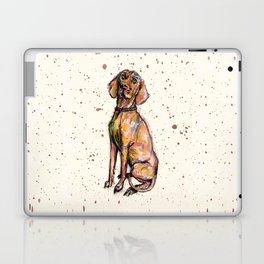 Hungarian Vizsla Dog Laptop & iPad Skin