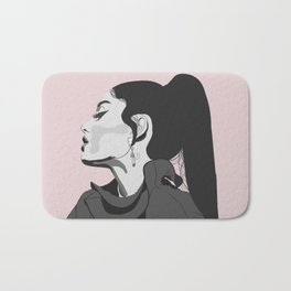 Ariana the Grande Bath Mat
