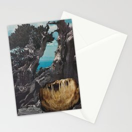 TREE CAVE Stationery Cards