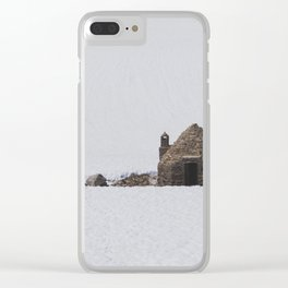 Muir Pass - Pacific Crest Trail, California Clear iPhone Case