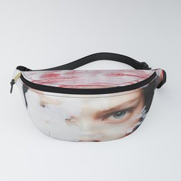 Red 005 Fanny Pack
