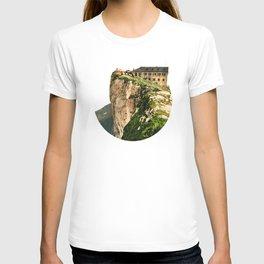 Cliff Dwellers  T-shirt
