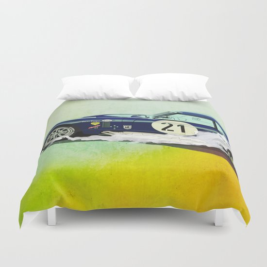 Daytona Coupe Duvet Cover