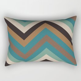 Geometric - 2 Rectangular Pillow