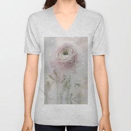 Ranunculus feelings Unisex V-Neck