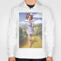 dorothy Hoodies featuring Dorothy by FReMO