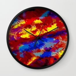 Judas x 3 Wall Clock