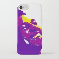 lakers iPhone & iPod Cases featuring Swaggy by SUNNY Design
