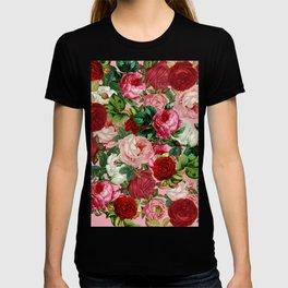 rose bushes T-shirt