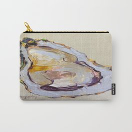 Oyster on a half shell Carry-All Pouch