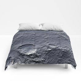 Moon Surface Comforters