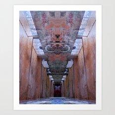 Gate I Art Print