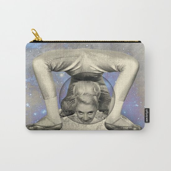 COSMIC CONTORTIONIST Carry-All Pouch