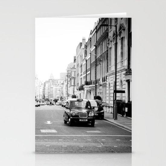 London street Stationery Cards