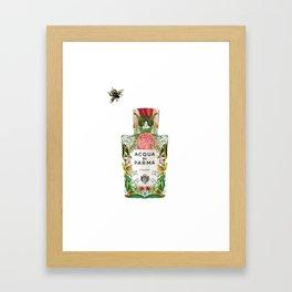 ACQUA DI PARMA: COLONIA Framed Art Print