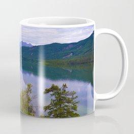 Edna Lake in Jasper National Park, Canada Coffee Mug