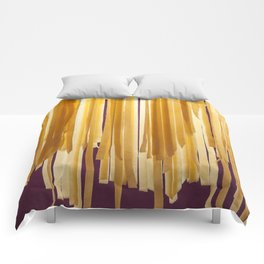 Sundried stripes Comforters
