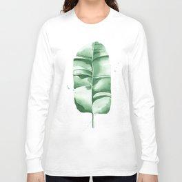 Banana Leaf no.8 Long Sleeve T-shirt