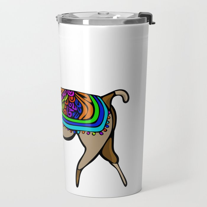Lofty Llama Travel Mug