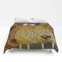 To Save the BEES! Comforters