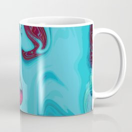 Liquid Marble Vibrant 012 Coffee Mug