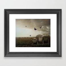Mayhem Framed Art Print