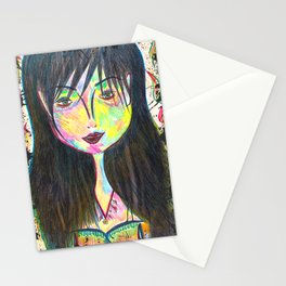 Soul of A Gypsy, Heart of A Hippie, Spirit of A Fairy Stationery Cards