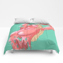 Dripping Comforters