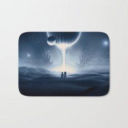 Alien world Bath Mat