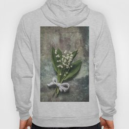 Beautiful Lily Of The Valley Hoody